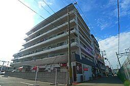 シャトー東加古川[4階]の外観