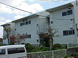 福岡県福岡市西区生の松原3丁目の賃貸アパートの外観