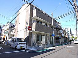 神奈川県横浜市南区若宮町1丁目の賃貸アパートの外観