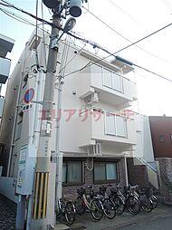 大阪府大阪市住吉区上住吉2丁目の賃貸マンションの外観
