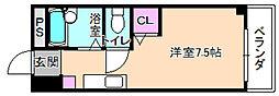 レオハイム長尾3[2階]の間取り