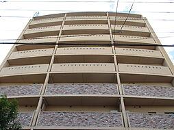 キャニスコート上新庄[5階]の外観