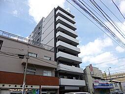 プレミアムキューブ東十条Aria[5階]の外観
