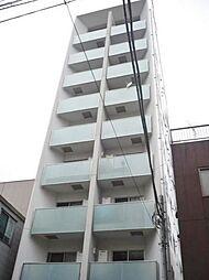 カーサ ブリリア[2階]の外観