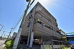 大阪府松原市天美我堂7丁目の賃貸マンションの外観