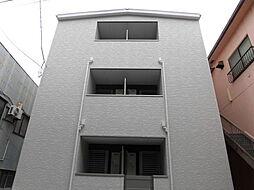 大阪府大阪市東淀川区下新庄5の賃貸アパートの外観