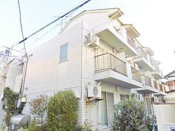 神奈川県大和市福田の賃貸マンションの外観