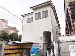 東京都世田谷区八幡山2丁目の賃貸アパートの外観