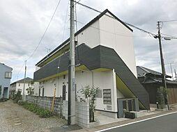 千葉県千葉市中央区蘇我町2丁目の賃貸アパートの外観