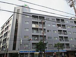 ロイヤルクイーンズパーク上新庄[4階]の外観