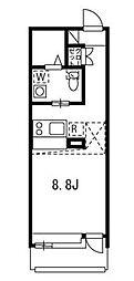PROJECT NO56 TOKYO MEGURO STREET[5階]の間取り