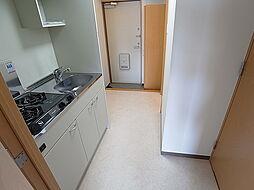 クレアドル須磨Ⅱのキッチンスペース