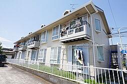 神奈川県海老名市東柏ケ谷3丁目の賃貸アパートの外観