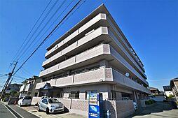 大阪府松原市田井城5丁目の賃貸マンションの外観