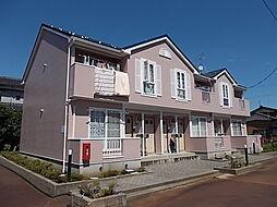 新潟県見附市今町3丁目の賃貸アパートの外観