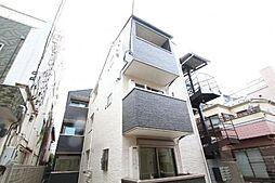 ブライティア平井[3階]の外観