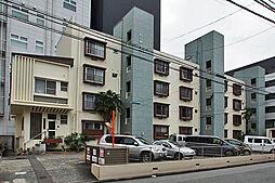 白石第2アパート[2階]の外観