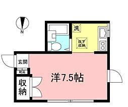 武蔵小金井駅 5.5万円