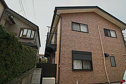 [テラスハウス] 千葉県市川市下貝塚1丁目 の賃貸【/】の外観