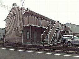 愛知県豊田市聖心町2丁目の賃貸アパートの外観