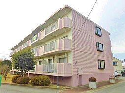 神奈川県横浜市瀬谷区三ツ境の賃貸マンションの外観