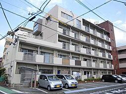 レジデンス山崎[105号室]の外観