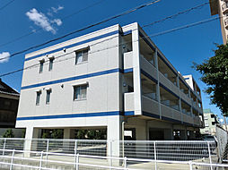 FLAT都賀山[3階]の外観