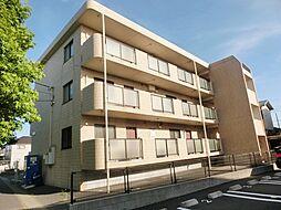 千葉県市原市五井西2丁目の賃貸マンションの外観