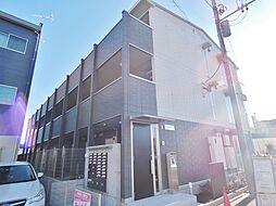 JR中央線 豊田駅 徒歩7分の賃貸アパート