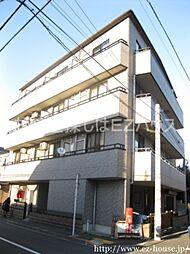 東京都中野区白鷺1丁目の賃貸マンションの外観
