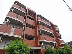 兵庫県神戸市北区鈴蘭台北町1丁目の賃貸マンションの外観