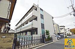千葉県千葉市花見川区幕張本郷2の賃貸マンションの外観
