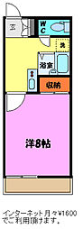 桜II[1階]の間取り