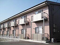 静岡県御前崎市白羽の賃貸アパートの外観