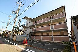 大阪府松原市天美東6丁目の賃貸マンションの外観