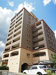 大阪府豊中市少路1丁目の賃貸マンションの外観