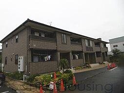 大阪府堺市中区小阪の賃貸アパートの外観