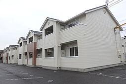 滋賀県近江八幡市古川町の賃貸アパートの外観