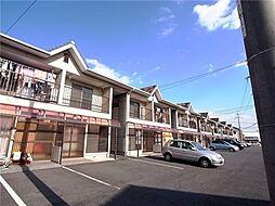 [タウンハウス] 岡山県倉敷市八王寺町 の賃貸【/】の外観