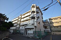 大阪府寝屋川市松屋町の賃貸マンションの外観