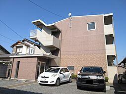 滋賀県彦根市河原3丁目の賃貸マンションの外観