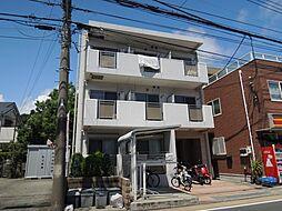 レジデンス北鎌倉[203号室]の外観