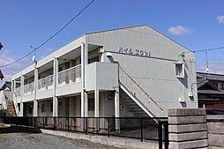 愛知県豊川市小坂井町野地の賃貸アパートの外観