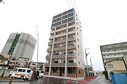 岡山県倉敷市老松町2丁目の賃貸マンションの外観