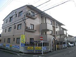 愛知県春日井市白山町2丁目の賃貸マンションの外観