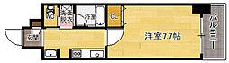 J-PLACE大橋南[4階]の間取り