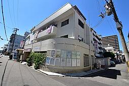 大阪府大阪市旭区高殿7丁目の賃貸マンションの外観