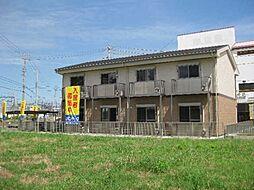 愛知県東海市大田町汐田の賃貸アパートの外観