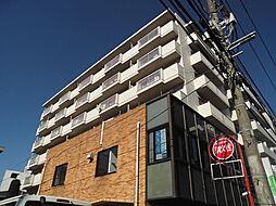 千葉県柏市柏4丁目の賃貸マンションの外観