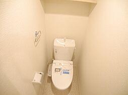 デ・クメール滑石のトイレ